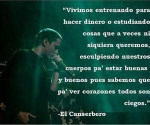 rap, canserbero, and poesía image