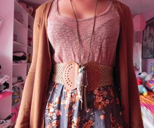 outfit, shirt, and dress image