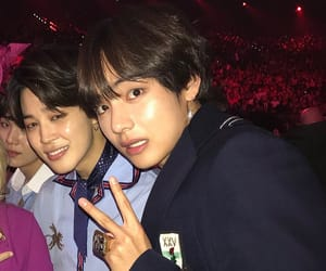 bts, icon, and tae image