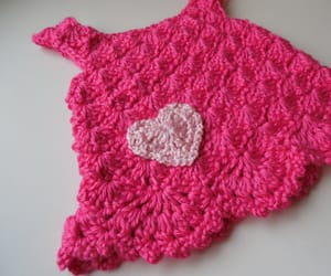 etsy, shelleys crochet ole, and hot pink image