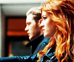 beautiful, gif, and katherine mcnamara image