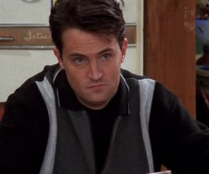 90s, chandler bing, and icons image