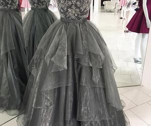 ball gown and prom dress image
