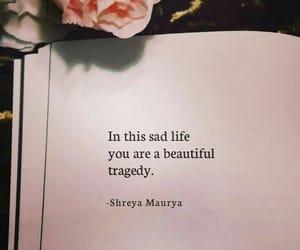 alone, broken, and beautiful image