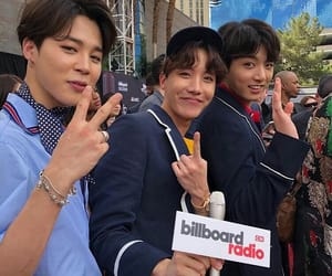 billboard, bts, and jeon jungkook image