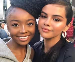 selena gomez, celebrity, and girls image