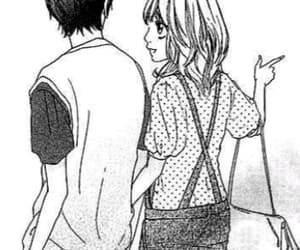 anime, shoujo, and shoujo couple image