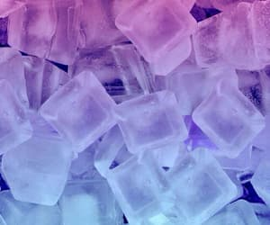 wallpaper, purple, and hielo image