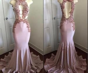 prom dress, prom gown, and prom season image