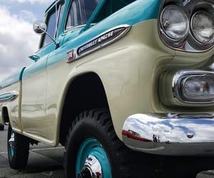 Apache, chrome, and car show image