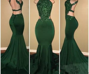 Prom, prom shopping, and prom dress image