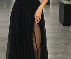 black dress, sex, and sexy image