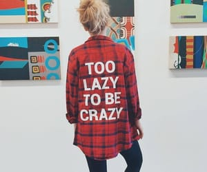 art, fashion, and Lazy image