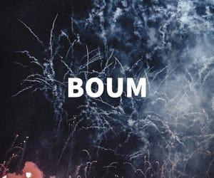 blue, boum, and explosion image