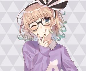 anime girl, japanese, and kawaii image
