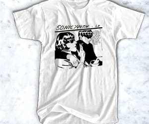sonic youth t-shirt image