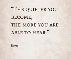 islamic and rumi quote image