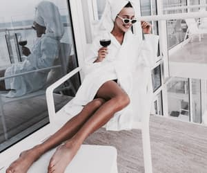 wine, fashion, and indie image