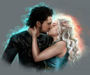 fire, ice, and love image