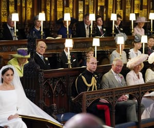 details, royal wedding, and looks image
