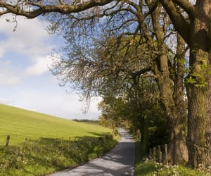 landscape, lanes, and north yorkshire image