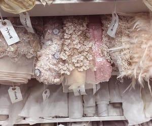 fashion, fabric, and lace image