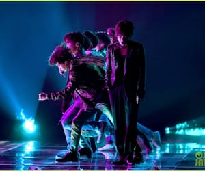 bts, jin, and fake love image