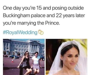 royal wedding and love image