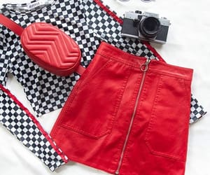checker, clothes, and fashion image