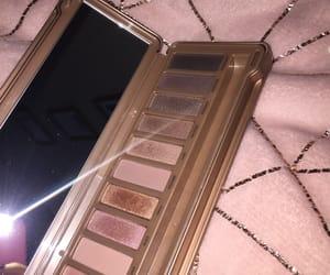 makeup, eyeshadows, and naked 3 image