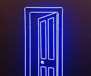 alternative, blue, and alternativo image