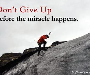 never give up, motivational quotes, and stay strong quotes image