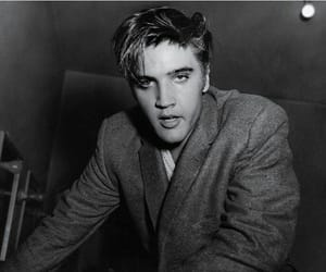 elvis, Elvis Presley, and 50s image