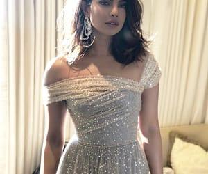 priyanka chopra, dress, and royal wedding image