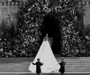 royal wedding, meghan markle, and love image