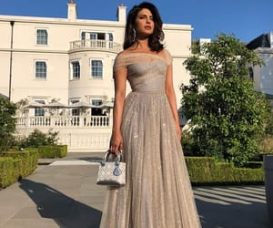 dress, bollywood, and royal wedding image