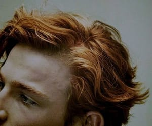 ginger and red hair image
