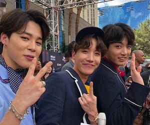 kpop, bts, and red carpet image