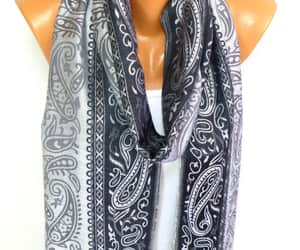 etsy, fashion accessories, and pashmina shawl image