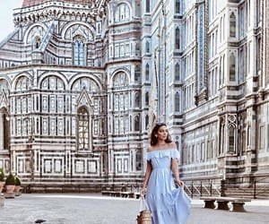 travel, dress, and fashion image