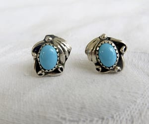 etsy, navajo jewelry, and vintagevoguetreasure image