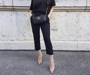 christian louboutin, outfit clothes, and ootd tenue love image