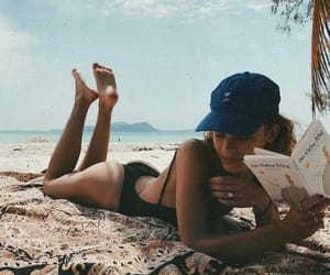 summer, summertime, and tumblr image