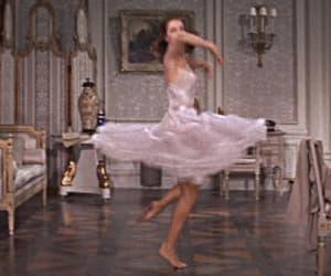 gif, dance, and dress image