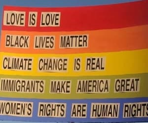 love, equality, and feminism image