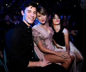 Taylor Swift, shawn mendes, and camila cabello image