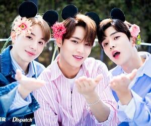 kpop, Seventeen, and mingyu image