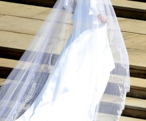 royal wedding, meghan markle, and bride image
