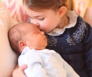 family, baby, and princess charlotte image