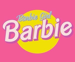 barbie, girl, and pink image